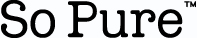 So Pure Fashion Logo